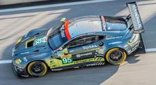 GTE, il trionfo dell'Aston Martin: ad Austin la casa britannica precede due Ferrari