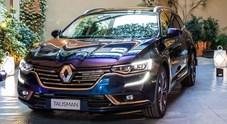 Renault Espace, Talisman e Mégane Grand Coupé: i modelli al top ora sono Executive