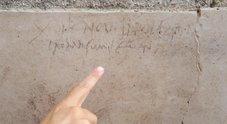 Pompei, eruzione Vesuvio non fu ad agosto: un'iscrizione sposta la catastrofe a ottobre