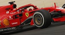 Primo test al Montmeló: a metà giornata miglior tempo di Ricciardo con la Red Bull. Poi Bottas e Raikkonen
