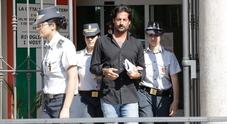 L'ex sindaco Luca Claudio