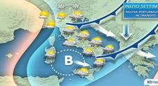 Caldo da primavera inoltrata ma dalla prossima settimana tornerà anche la neve