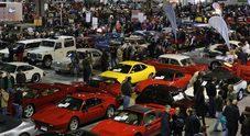 Milano AutoClassica, successo per la 7^ edizione con oltre 64mila visitatori. Vendute il 50% delle auto esposte