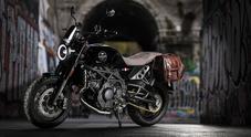 Tris di novità da Moto Morini a Milano. Premiere per la Super Scrambler 1200, la X-Cape e la Seiemmezzo