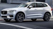 Volvo XC60, in arrivo un'altra principessa della dinasty svedese