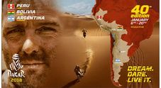 Dakar 2018, la leggendaria corsa compie 40 anni. Dal 6 al 20 gennaio 8.793 km tra Perù, Bolivia e Argentina