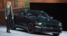 Orgoglio Ford, l'emozione della sportività. Nuova Mustang sognando Bullit e visita nella tana della GT