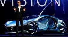 Daimler, Kaellenius: «Ristrutturazione non ostacolerà innovazione tecnologica»
