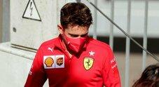 Leclerc sconsolato: «Dobbiamo fare qualcosa, a Monza sarà dura»