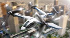 Uber, focus su auto volanti. Apre a Parigi centro tecnologico, è il primo fuori dagli Usa