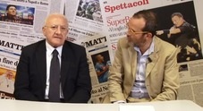 Il direttore Monga intervista il governatore De Luca al Mattino Tv: «Che idiozia la legge sul commissario alla sanità»
