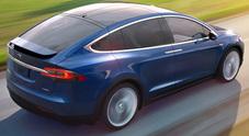 Tesla abbassa il prezzo della Model X: stop anche al riacquisto al 50% dopo 3 anni