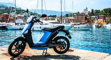 Quadro Oxygen, lo scooter elettrico colorato e versatile