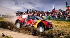 Rally Italia Sardegna, domani il via: Tanak (Toyota) e Neuville (Hyundai) all'attacco del primato di Ogier (Citroen)