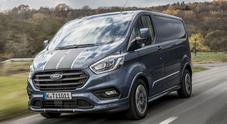 Ford Transit Custom: più confortevole, tecnologico e sicuro. Presto anche in versione ibrida plug-in
