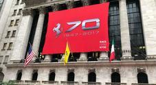 Ferrari aggiorna i nuovi massimi in Borsa a 106 euro. Da UBS target stellare a 160 dollari