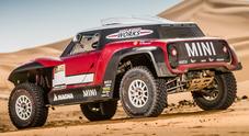 Dakar 2018, Roma: «Con due Mini differenti abbiamo più possibilità di tornare al successo»
