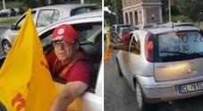 Il romanista irriducibile che vuole festeggiare la Champions: «Ci vediamo al Circo Massimo»: il video virale