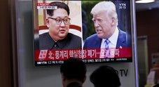 Usa-Nord Corea, tensione alle stelle. Trump: «È saltato il vertice con Kim»