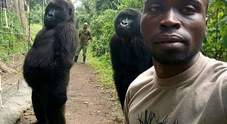 L'incredibile autosocatto di Mathieu Shamavu del Virunga National Park