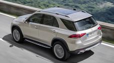 GLE, l'ammiraglia che danza. Mercedes lancia la 4^ generazione, tanto lusso e dispositivi innovativi