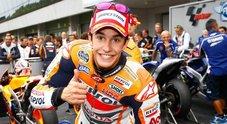 Marquez rinnova, in sella con la Honda altri due anni. «Un grande onore, ora concentrato sul mondiale»