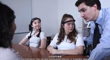 Fasce in testa per monitorare l'attenzione: luci diverse se l'alunno è distratto