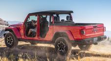 Jeep Camp 2019, dal 12 al 14 luglio a San Martino di Castrozza. Debutto italiano del Gladiator