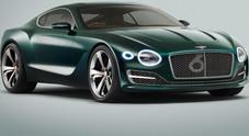 Bentley, una coupè ed un altro Suv per raggiungere le 20mila vendite entro il 2020