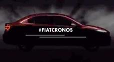 Fiat Cronos, la nuova berlina per il mercato sudamericano arriverà entro la primavera 2018