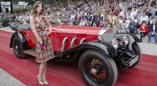 Concorso Eleganza Villa d'Este, riflettori sul lago di Como per 51 gioielli a 4 ruote e 30 moto