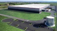 Lamborghini e Ducati, inaugurato a Sala Bolognese nuovo polo logistico da 30mila mq