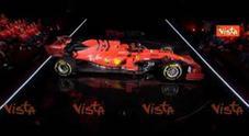Formula 1, presentata la nuova monoposto Ferrari SF90 per la nuova stagione
