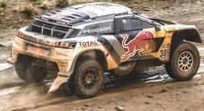 Dakar 2017, Loeb (Peugeot) e Sunderland (Ktm) dominano la quinta massacrante tappa