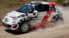 Dall' Aci Rally Italia Talent al WRC in Sardegna, per Samuele Pirotto e Emanuela Ravello il sogno diventa realtà