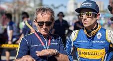 """Nicolas Prost (Renault), il """"figlio d'arte"""" dopo i successi di squadra (3 titoli mondiali) punta nel 2018 alla vittoria personale"""