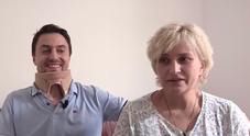 Le nozze da Genova a Caserta: «Vivi dopo il crollo, ci sposiamo»