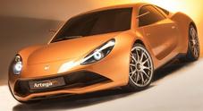 Quattro motori e zero emissioni: a Torino il concept di Artega e Touring Superleggera