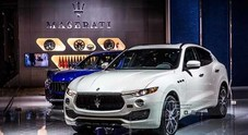 Fca a Francoforte solo con Maserati, la Ferrari mostra in pubblico la Portofino