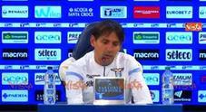 Inzaghi: «Derby sia all'insegna dello sport e dello spettacolo»