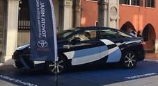Toyota e Venezia insieme per sviluppare la mobilità ad idrogeno