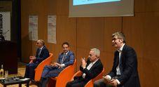 Credito e industria 4.0, il dibattito fa il pieno Ricordato il professor Fuà