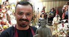 Napoli, scoppia la guerra dei presepi: Di Virgilio accusa i colleghi