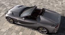 Ferrari torna dopo 50 anni alle spider con motore V12. Ecco la 812 GTS erede della mitica Daytona