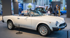 FCA Heritage protagonista ad Automotoretrò. Giolito: «Perdere il passato significa perdere il futuro»