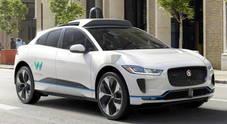 Google e Jaguar insieme per sviluppare I-Pace a guida autonoma