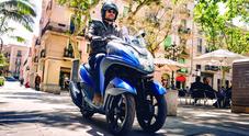 Yamaha Tricity 155, con il nuovo motore il tre ruote ora è pronto anche per l'autostrada