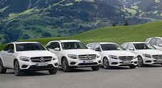 Mercedes lancia l'ecobonus: 2000 euro di incentivo a chi rottama e sceglie motori più green