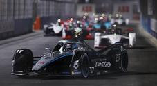 Formula E, le immagini più belle dell'EPrix in Arabia Saudita