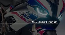 Nuova BMW S 1000 RR, l'evoluzione della supersportiva della casa di Monaco